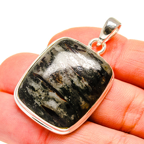 Astrophyllite Pendants handcrafted by Ana Silver Co - PD750428