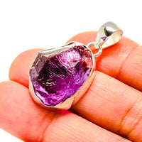 Amethyst Pendants handcrafted by Ana Silver Co - PD753581