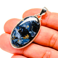 Pietersite Pendants handcrafted by Ana Silver Co - PD753816