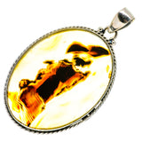Montana Agate Pendants handcrafted by Ana Silver Co - PD722899