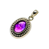 Amethyst Pendants handcrafted by Ana Silver Co - PD734779