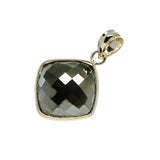 Black Onyx Pendants handcrafted by Ana Silver Co - PD735222