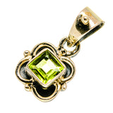 Peridot Pendants handcrafted by Ana Silver Co - PD738881