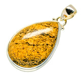 Picture Jasper Pendants handcrafted by Ana Silver Co - PD740786