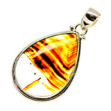 Montana Agate Pendants handcrafted by Ana Silver Co - PD741761