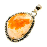 Scolecite Pendants handcrafted by Ana Silver Co - PD746199