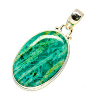 Amazonite Pendants handcrafted by Ana Silver Co - PD752093