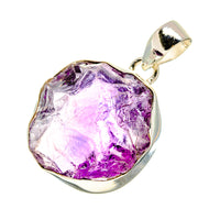 Amethyst Pendants handcrafted by Ana Silver Co - PD752391