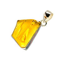 Citrine Pendants handcrafted by Ana Silver Co - PD753273