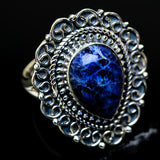 Sodalite Rings handcrafted by Ana Silver Co - RING10718