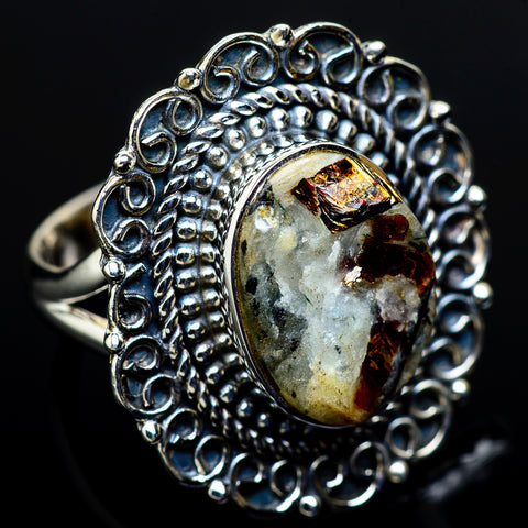 Astrophyllite Rings handcrafted by Ana Silver Co - RING11594