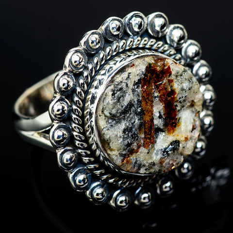 Astrophyllite Rings handcrafted by Ana Silver Co - RING11856