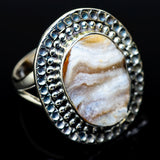 Desert Druzy Rings handcrafted by Ana Silver Co - RING13820