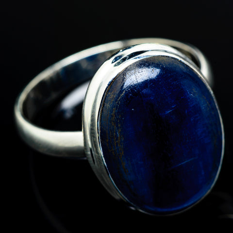 Kyanite Rings handcrafted by Ana Silver Co - RING17762