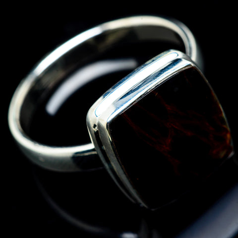 Pietersite Rings handcrafted by Ana Silver Co - RING18274