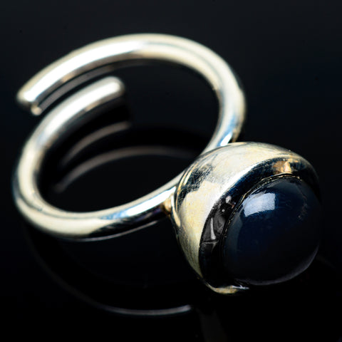 Black Onyx Rings handcrafted by Ana Silver Co - RING19113