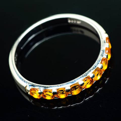 Citrine Rings handcrafted by Ana Silver Co - RING20130