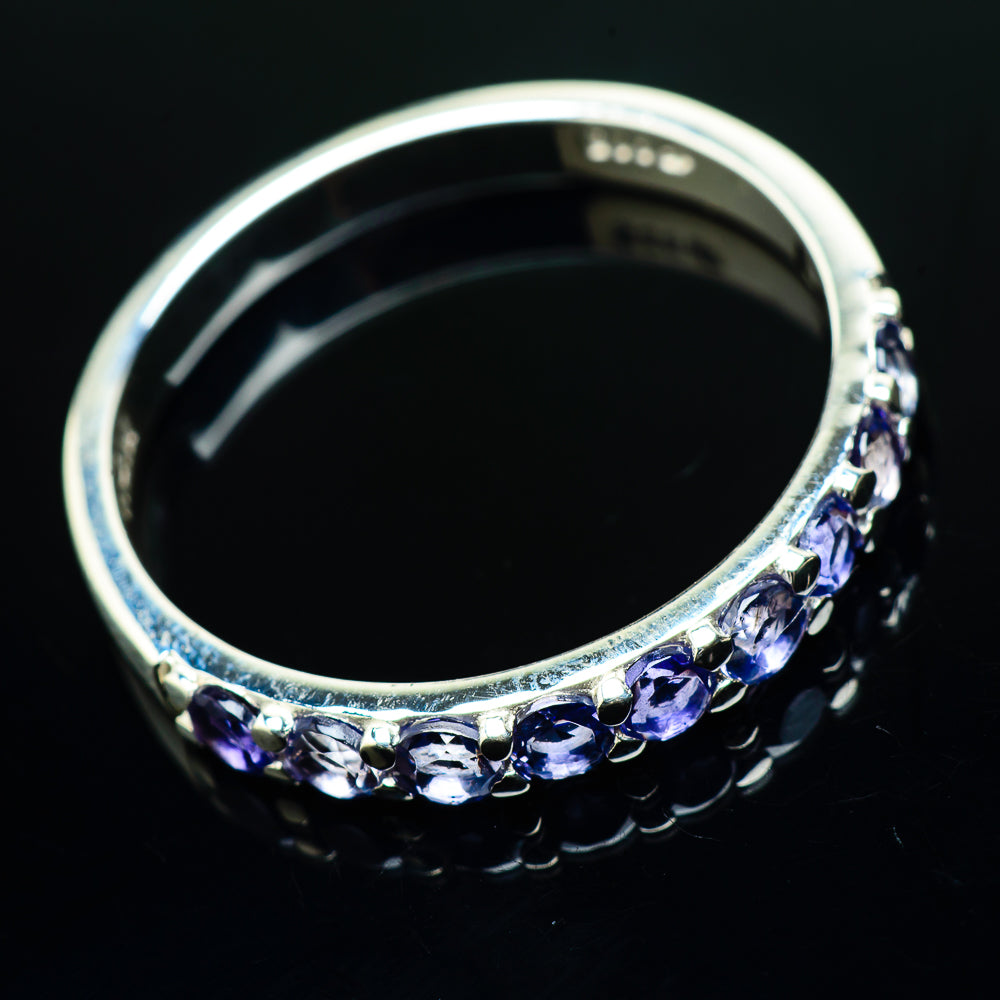 Tanzanite Rings handcrafted by Ana Silver Co - RING20178