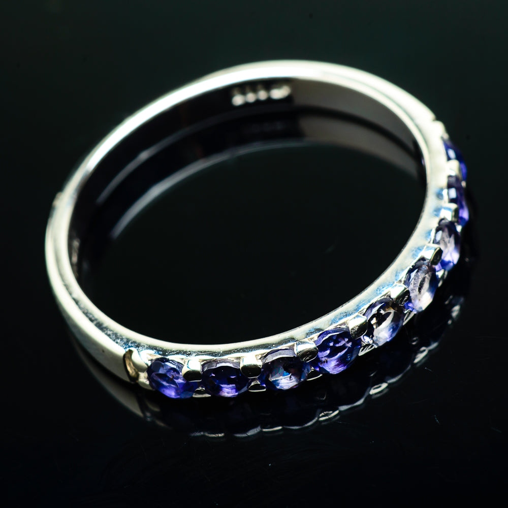 Tanzanite Rings handcrafted by Ana Silver Co - RING20217