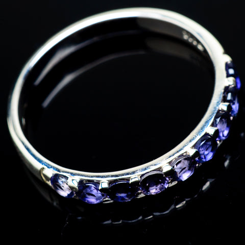 Tanzanite Rings handcrafted by Ana Silver Co - RING20797