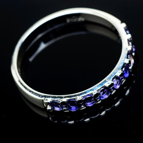Tanzanite Rings handcrafted by Ana Silver Co - RING20995