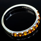 Citrine Rings handcrafted by Ana Silver Co - RING21008