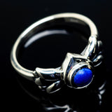 Lapis Lazuli Rings handcrafted by Ana Silver Co - RING21305