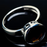 Smoky Quartz Rings handcrafted by Ana Silver Co - RING21397