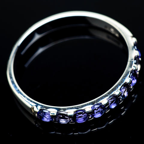 Tanzanite Rings handcrafted by Ana Silver Co - RING21434