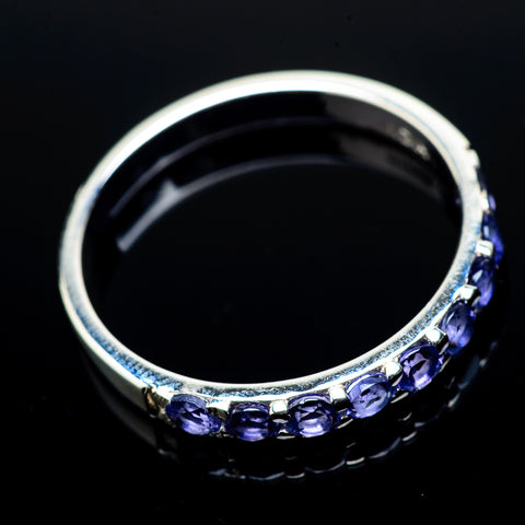 Tanzanite Rings handcrafted by Ana Silver Co - RING21466
