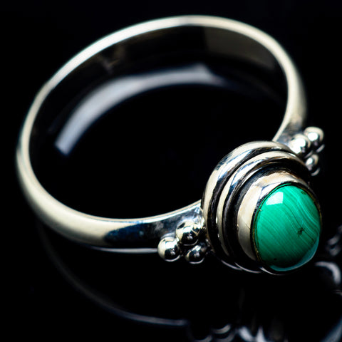 Arizona Turquoise Rings handcrafted by Ana Silver Co - RING21889