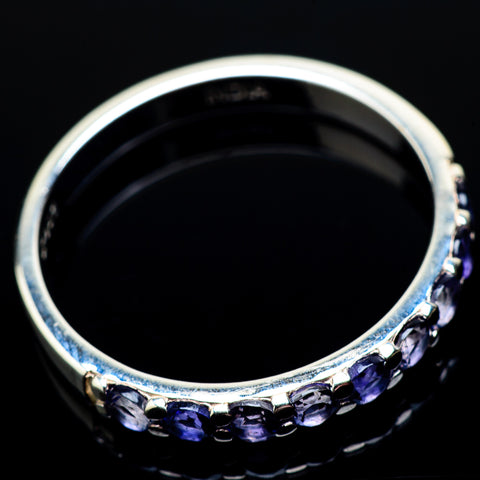 Tanzanite Rings handcrafted by Ana Silver Co - RING22025