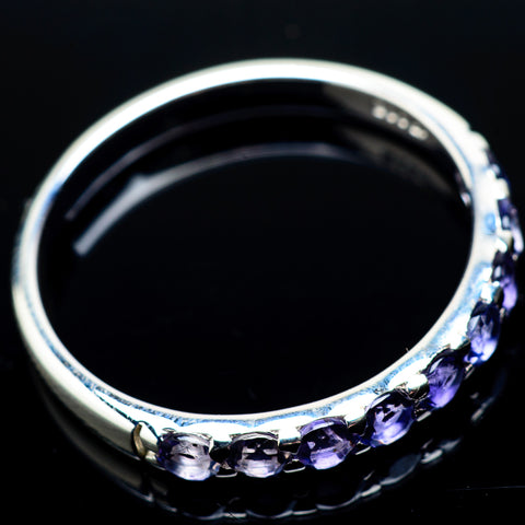 Tanzanite Rings handcrafted by Ana Silver Co - RING22076