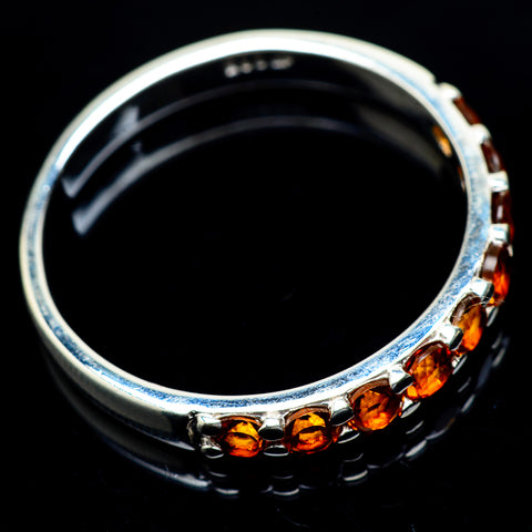 Citrine Rings handcrafted by Ana Silver Co - RING22959