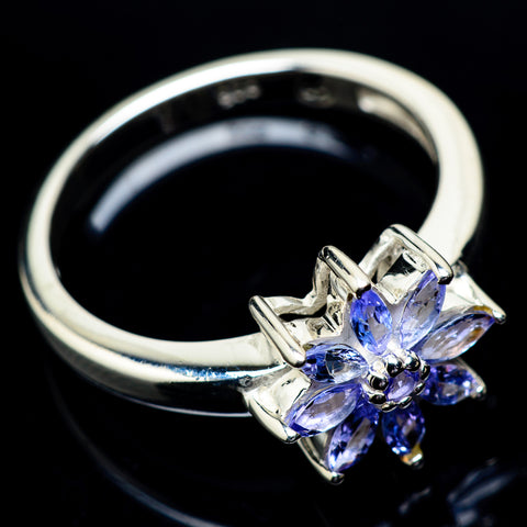 Tanzanite Rings handcrafted by Ana Silver Co - RING23016