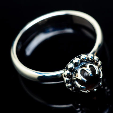Black Onyx Rings handcrafted by Ana Silver Co - RING23968