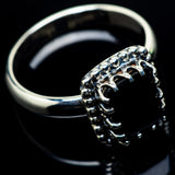 Black Onyx Rings handcrafted by Ana Silver Co - RING24447