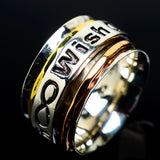 Meditation Spinner Rings handcrafted by Ana Silver Co - RING24472