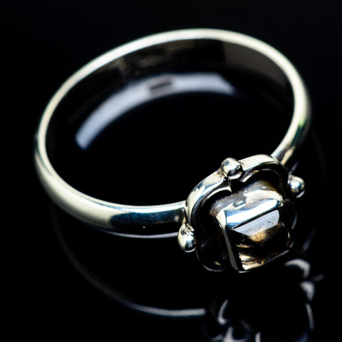 Smoky Quartz Rings handcrafted by Ana Silver Co - RING24594