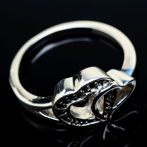 Cz Rings handcrafted by Ana Silver Co - RING24659