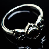 Smoky Quartz Rings handcrafted by Ana Silver Co - RING24932