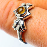 Citrine Rings handcrafted by Ana Silver Co - RING25414