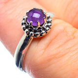 Amethyst Rings handcrafted by Ana Silver Co - RING25919