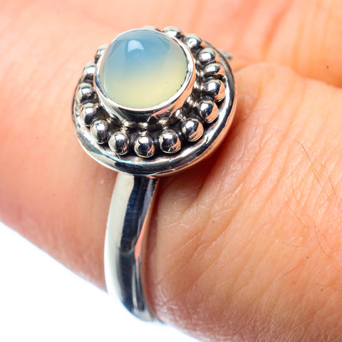 Moonstone Rings handcrafted by Ana Silver Co - RING26416