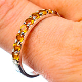 Citrine Rings handcrafted by Ana Silver Co - RING27310