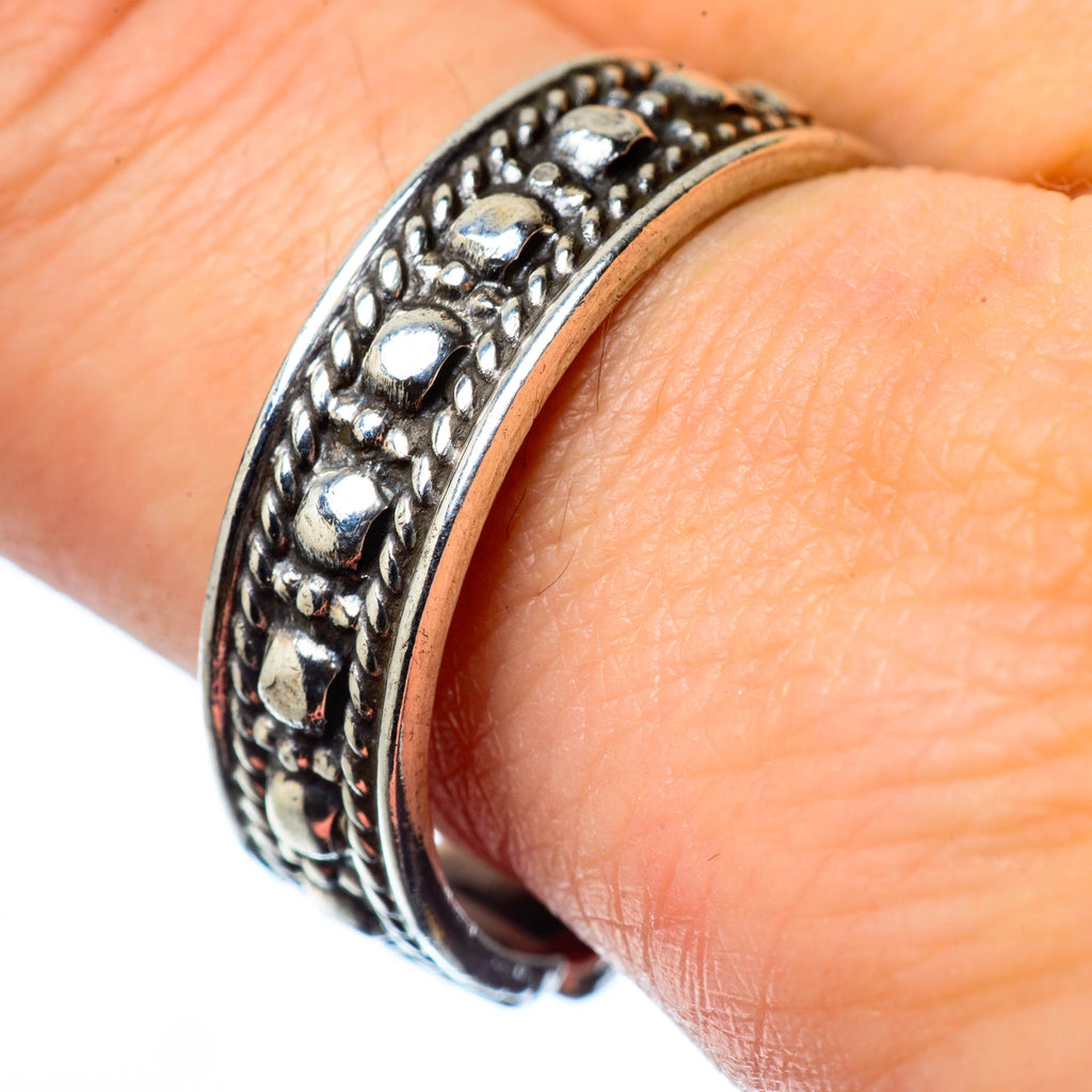 Band Rings handcrafted by Ana Silver Co - RING27328