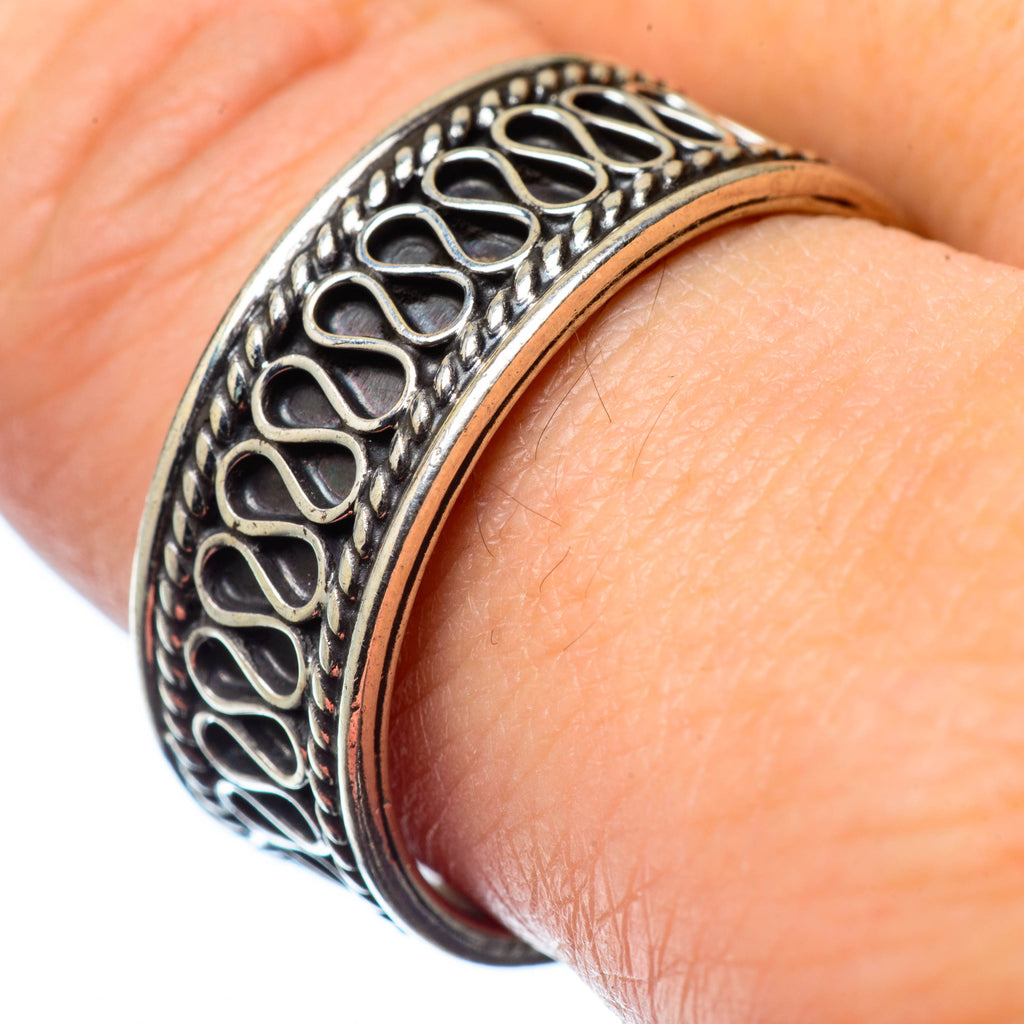 Band Rings handcrafted by Ana Silver Co - RING27577