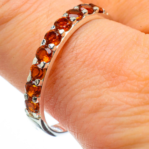 Citrine Rings handcrafted by Ana Silver Co - RING28943