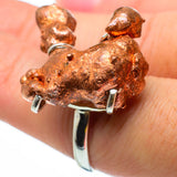 Splash Copper Rings handcrafted by Ana Silver Co - RING29804