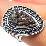 Astrophyllite Rings handcrafted by Ana Silver Co - RING30324